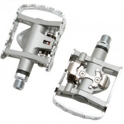 Pedales mixtos automáticos Shimano M324