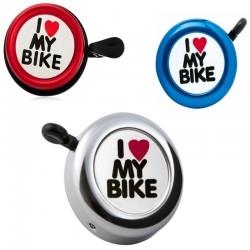 Timbres I LOVE MY BIKE
