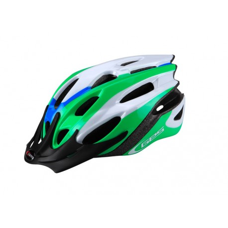 Casco junior GES Apache VerdeBlanco