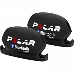 Pack Sensores Velocidad y Cadencia Polar V650 y V800