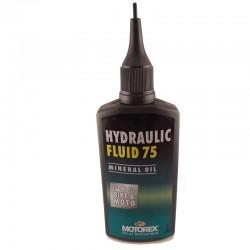 Aceite mineral para frenos hidráulicos de Motorex 100ml