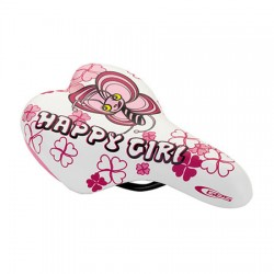 "Sillin de niña ""HAPPYGIRL"" rosa"