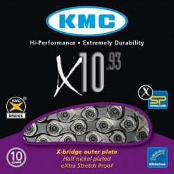 Cadena 10V KMC X10-93 Vicma
